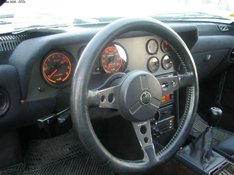 renault alpine a310 interior renault alpine a310 technical details history photos on