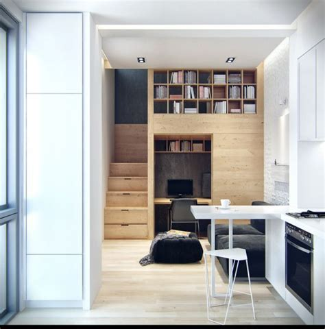 Tiny Appartment by Small Apartments Are The Homes Of The Future