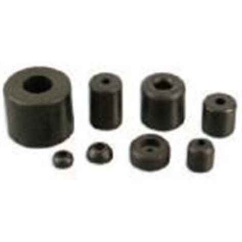 Metric Threaded Rubber Bumpers by Heyco 174 Bushings Grommets Bumpers And