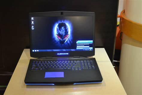 Laptop Alienware Di Jakarta pr alienware mengubah pengalaman pc gaming memperkenalkan laptop gaming tercanggih dengan