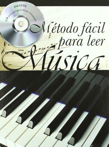 libro como leer musica metodo facil para leer musica p 250 blico libros