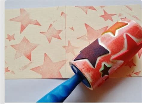 How To Make Paper From Lint - st lint roller i like this idea crafts paper
