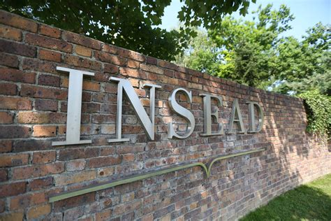 Insead Mba Average Gmat by Insead Study Underlines Links Between Migration Education