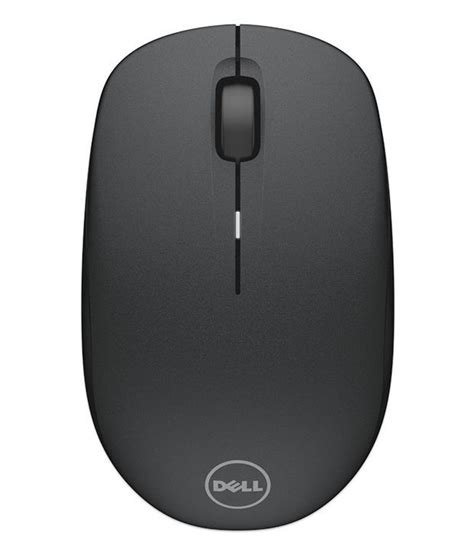 Mouse Wireless Dell dell wm126 wireless mouse black buy dell wm126 wireless