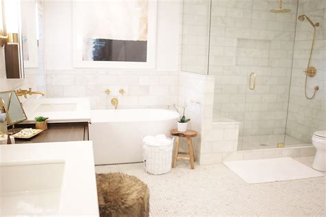 Marble Master Bathroom Master Bathroom Marble Tile Withheart