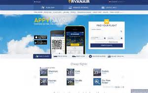 mobile check in ryanair ryanair launches app that stores boarding passes on your