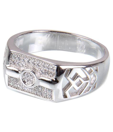 define jewellery designer mens silver ring buy define