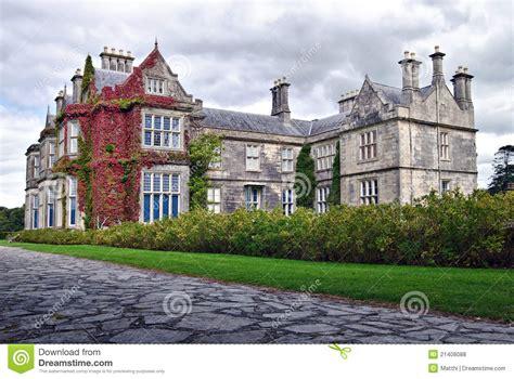 irland haus muckross haus irland lizenzfreie stockfotos bild 21408088