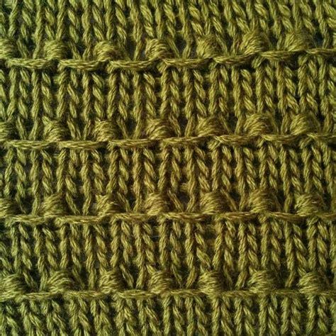 bobble stitch knit tiny bobbles stitch patterns tutorials knit crochet
