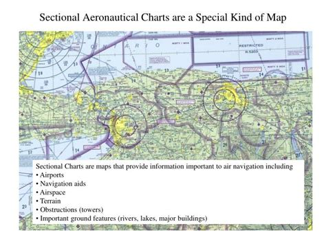 what is a sectional air map made of plastic ppt aviation merit badge powerpoint presentation id