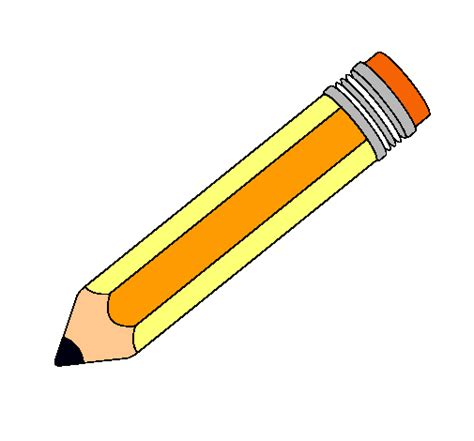 imagenes de utiles escolares lapiz dibujo de l 225 piz ii pintado por lapiz en dibujos net el d 237 a