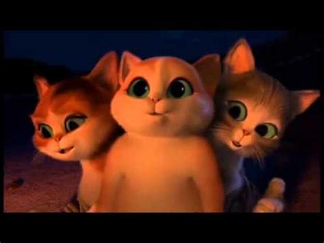 imagenes de kitty patitas suaves el gato con botas y los tres diablos youtube