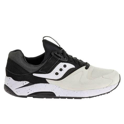 Saucony White Black buy white black saucony grid 9000 footwear natterjacks