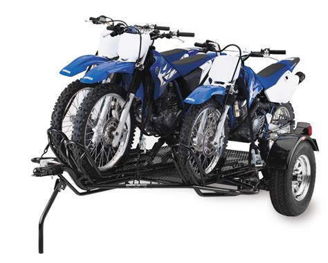 motocross bike trailer dirt bike trailer stand up road trailer and folding