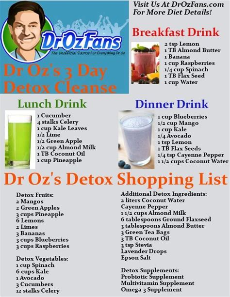 Quit Detox Drink by What Happens To Your When You Stop