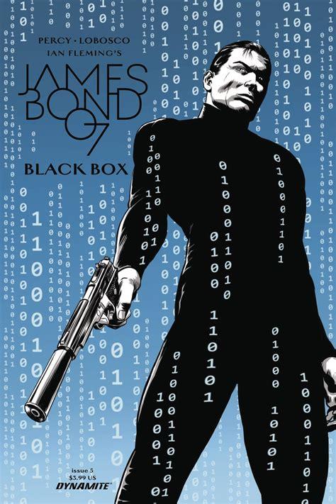libro james bond black box james bond black box 5 zircher cover fresh comics