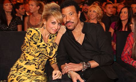lionel richie photos photos site of nicole richie and nicole richie split rumors quot completely untrue quot says dad lionel