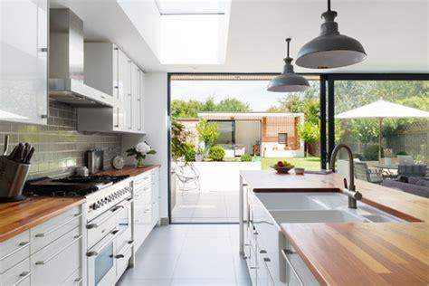 tips planning galley kitchen