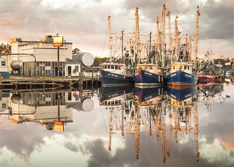 shrimp boats for sale in bayou la batre bayou la batre al shrimp boat reflections 40 photograph
