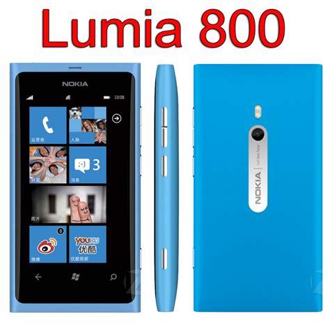 nokia lumia 800 mobile refurbished original nokia lumia 800 mobile phone unlocked
