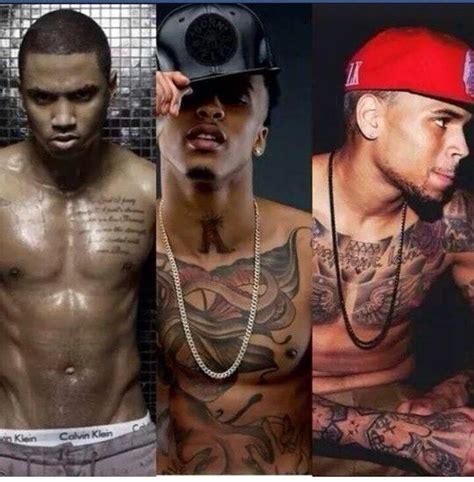 August Alsina On Pinterest Trey Songz Chris Brown And Slim Shady | trey songz august alsina chris brown august alsina