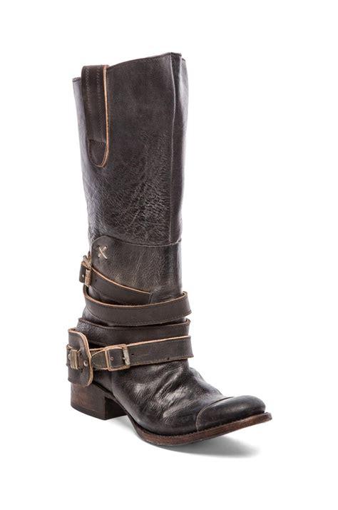 free bird boots freebird by steven dakota boot in black lyst