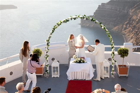 Santorini Wedding Pictures   Santo Wines 24 June 2011