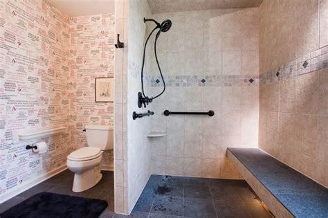 Bathroom Aging In Place Aging In Place Bathroom Design Universal Design