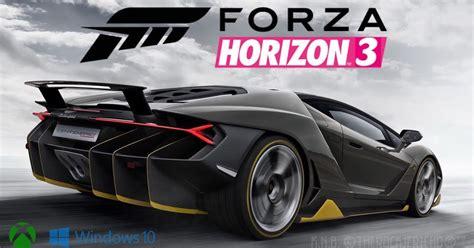 forza horizon  game  pc full version