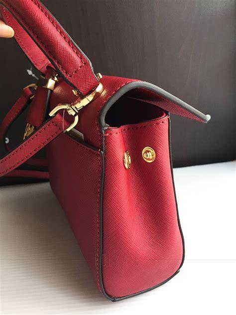 Ready Stock New Arrival Michael Kors Crossbody Ghw Summer 2017 michael kors small saffiano leather crossbody