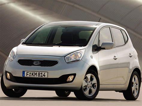 Fuel Consumption Kia 1 4 Kia Venga Technical Specifications And Fuel Economy