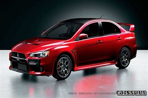 new mitsubishi evo 2018 mitsubishi 2018 2019 lancer evo x new cars price