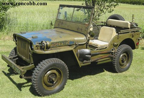 1943 willys jeep parts ww2 vehicles