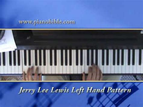 10 standard left hand patterns 10 standard left hand patterns for piano youtube