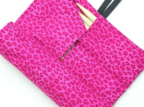 knitting needle cases pointed knitting needle needle by knitonebeadtwo
