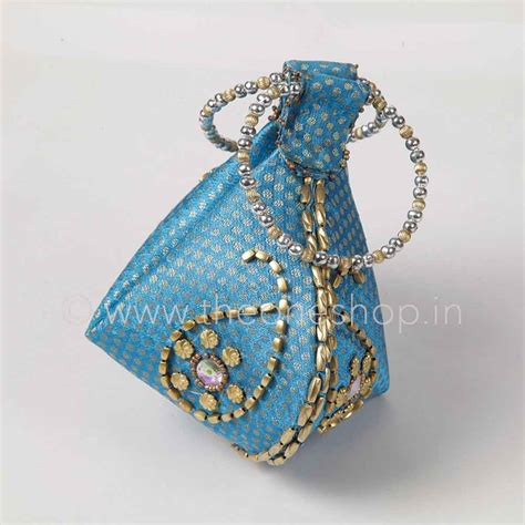 Baby Shower Return Gifts by Designer Potli Bags The One Shop