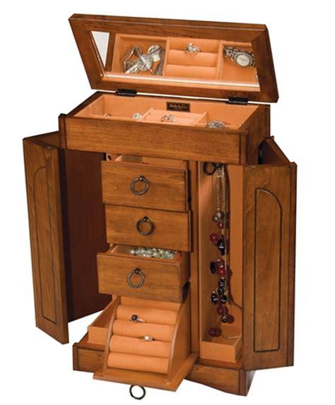 rustic jewelry armoire rustic jewelry armoire white jewelry box with claw feet
