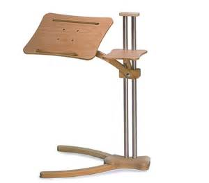 The stand up laptop desk healthy and comfortable life