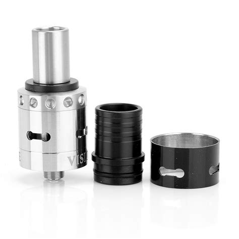 Vision Rda Best Clone vision style 22mm black silver rda rebuildable atomizer