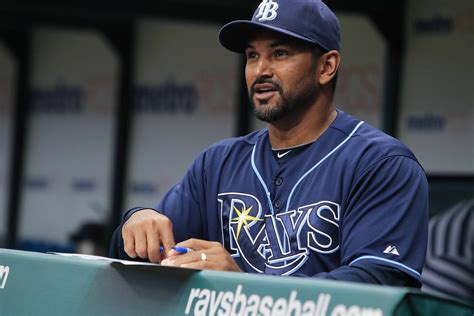 Cubs Bench Dave Martinez Is Out As Rays Bench Coach Rays Index