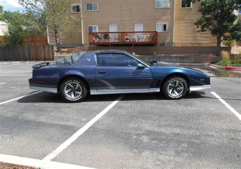 1984 Pontiac Firebird For Sale 1984 Pontiac Firebird Trans Am Ho Coupe 2 Door 5 0l For