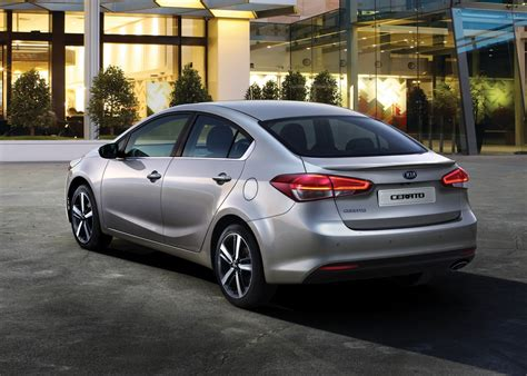 Kia Cerato Price In South Africa Facelifted Kia Cerato 2016 Specs And Prices Cars Co Za