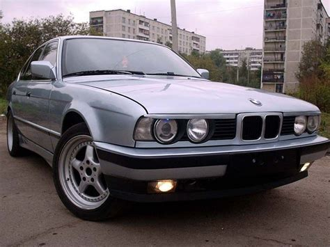 bmw 520i 1990 model 1990 bmw 520i pictures 1998cc gasoline fr or rr