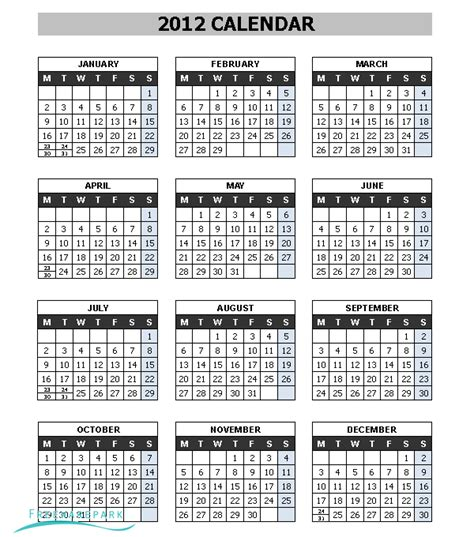 download file 1 yearly calendar 2 monthly calendar prints