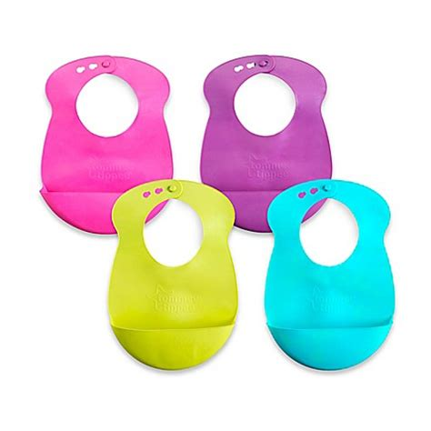 Tomme Tippee Roll And Bibs tommee tippee 174 easi roll 2 pack bibs bedbathandbeyond ca