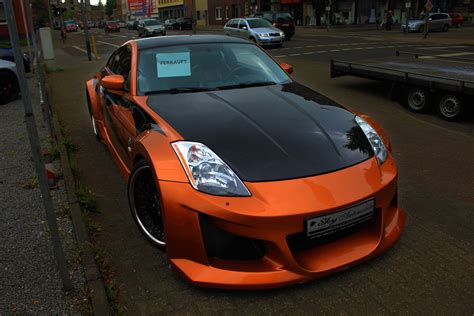 nissan 350z custom custom nissan 350z limit revs detail sky automobile