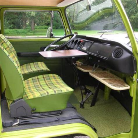 vw bus upholstery vw type 2 t2 westfalia in the best colour all original