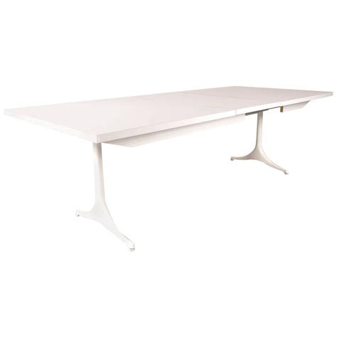 expandable dining table by george nelson for herman miller extendable dining table by george nelson for herman miller