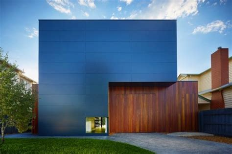 home design blogs australia stunning prefab northcote home combines minimalist and