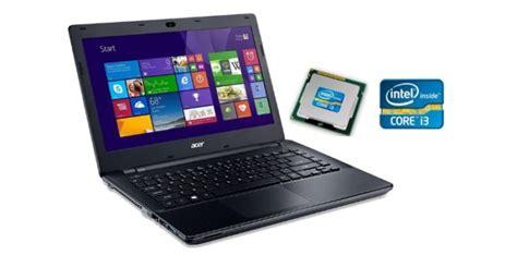 Harga Acer I3 harga laptop acer i3 murah dan spesifikasi februari 2019